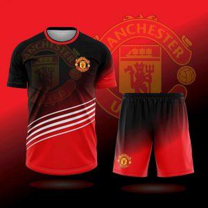 Áo bóng đá CLB Manchester United lượn sóng mới nhất 2020