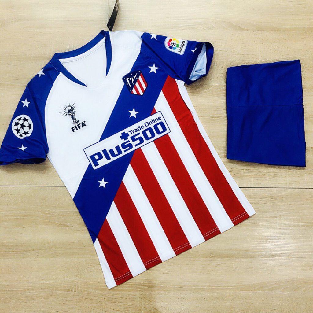 Áo bóng đá CLB Atlentico Madrid mùa giải 2020-2021