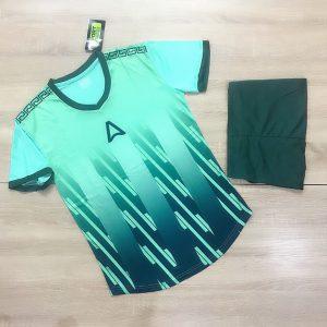 Áo bóng đá không logo Belo A1 màu xanh lục mới nhất năm 2020
