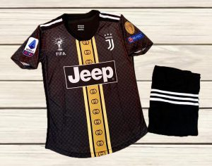 Áo bóng đá CLB Juventus màu nâu mới nhất mùa 2020 2021