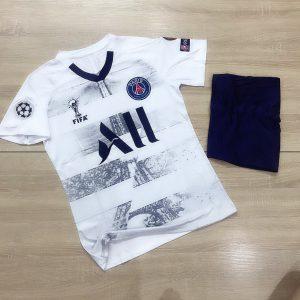 Áo bóng  đá  Cao Cấp giá rẻ  Clb Paris. Saint Germain Màu Trắng