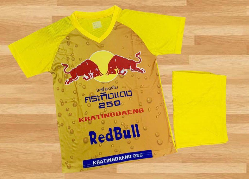 Áo bóng  đá  redbull