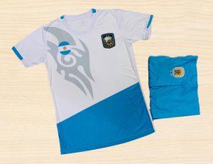Áo bóng đá đội tuyển Argentina màu trắng mới nhất mùa 2020 2021