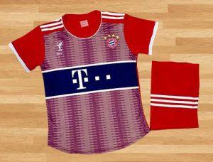 Áo  Bóng  Đá  Clb Bayern Munich Mẫu Mới Mùa 2020-2021