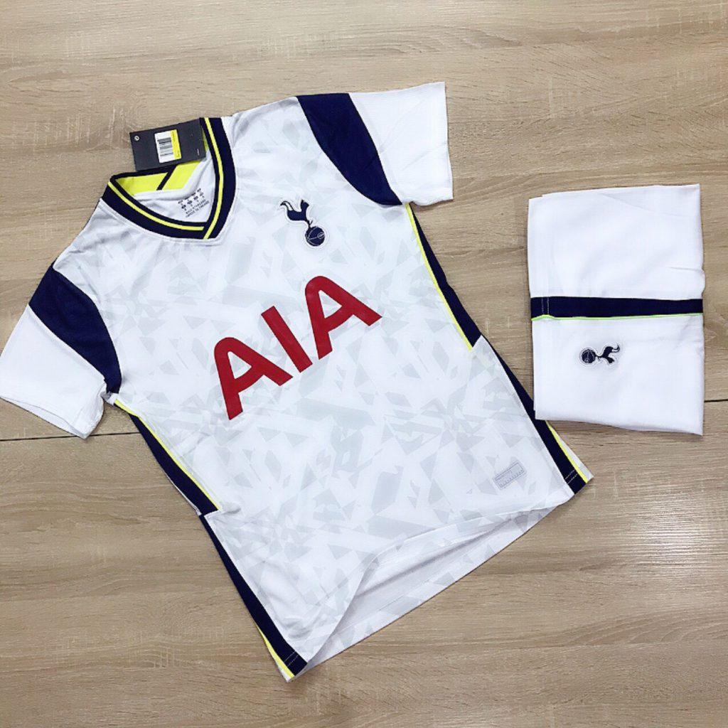 Áo bóng đá CLB Tottenham Hotspur mùa 2020-2021