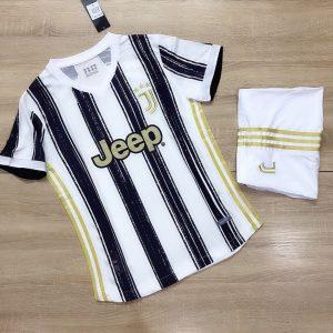Áo bóng đá CLB Juventus sọc kẻ truyền thống mùa 2020-2021