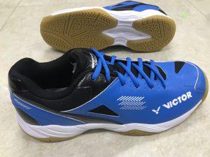 Giày cầu lông, bóng chuyền Victor A171 màu Xanh dương