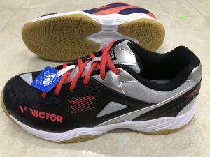 Giày cầu lông, bóng chuyền Victor A171 màu Đen