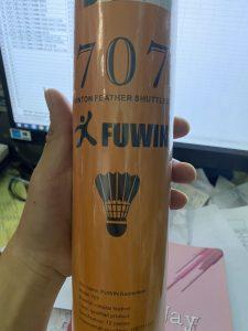 Quả cầu lông fuwin F707 12 quả
