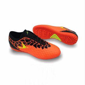 Giày bóng đá Mira19.4 màu Cam Phối Đen