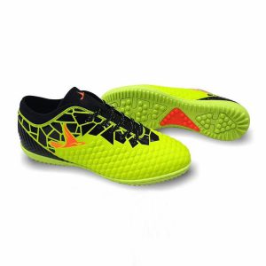 Giày bóng đá Mira19.4 màu Xanh Chuối Phối Đen