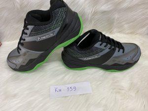 Giày bóng chuyền, cầu lông chính hãng Kawasaki K359 đế xanh