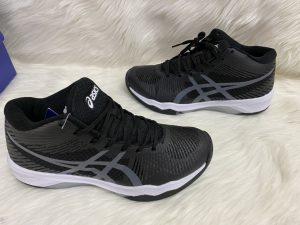 Giày thể thao bóng chuyền Asics chính hãng màu đen