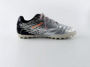 Giày bóng đá da Mira power ánh Bạc