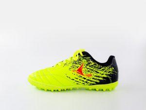 Giày bóng đá da Mira power màu Vàng