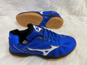 Giày bóng chuyền Mizuno Màu Xanh Dương mẫu mới 2020