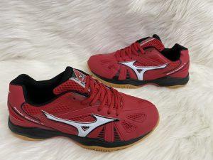 Giày bóng chuyền Mizuno Màu đỏ mẫu mới 2020