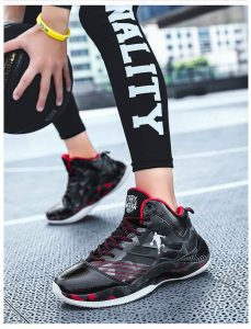 Giày bóng rổ cao cấp leisure 2020 màu 3