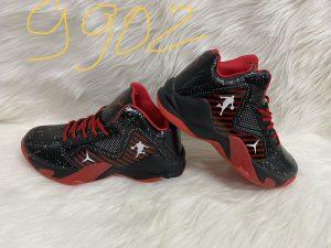 Giày bóng rổ cao cấp mã 9904 màu đỏ