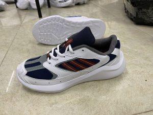 Giày Cắt cao cấp xọc đỏ chuyên dùng cho đi bộ , bóng chuyền