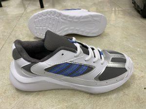 Giày Cắt sọc xanh cao cấp chuyên dùng cho đi bộ , bóng chuyền