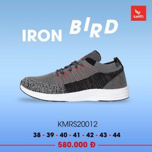 Giày chạy bộ thể thao Kamito Iron Bird mã KMRS20012