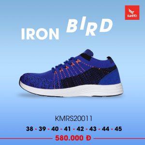 Giày chạy bộ thể thao Kamito Iron Bird mã KMRS20011
