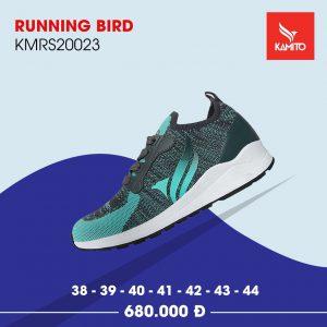 Giày chạy bộ thể thao Kamito Running Bird mã KMRS20023
