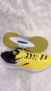 Giày cầu lông, bóng chuyền Kawasaki chính hãng mã K086 màu Vàng